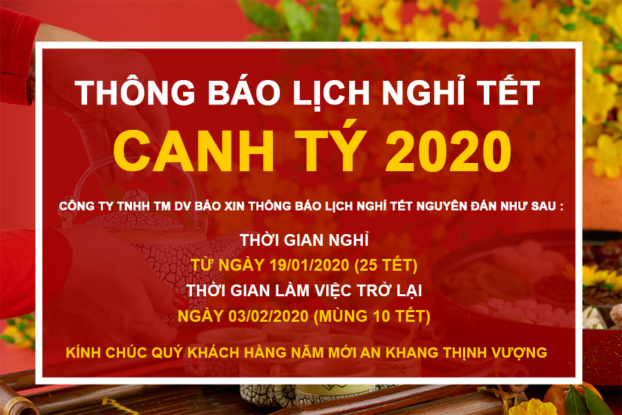 lich nghi tet canh ty 2020